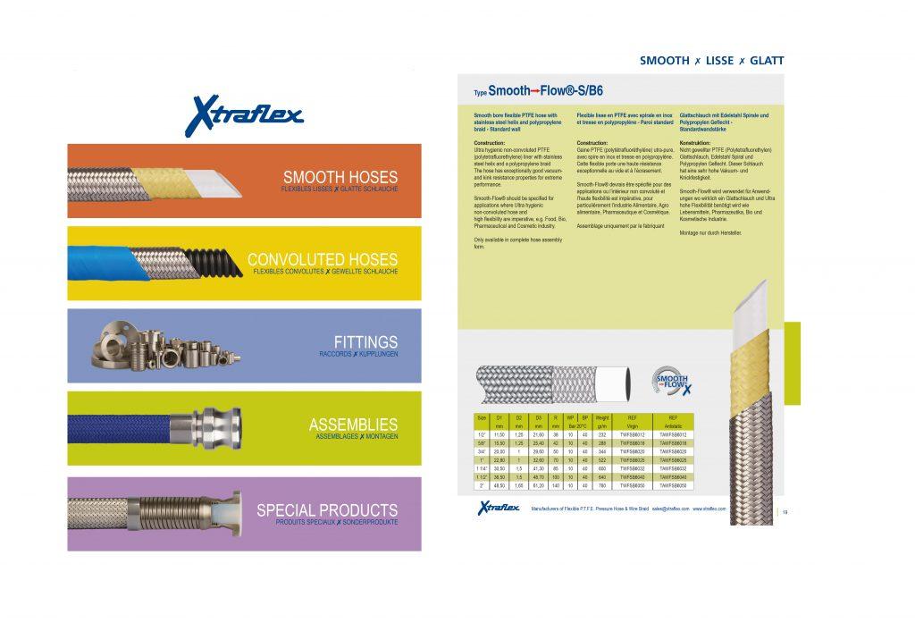 Catalogus Xtraflex